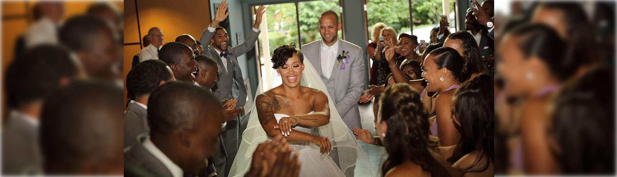 Auditorium - Large Wedding Event Rental - photo credit Alan Alabastro