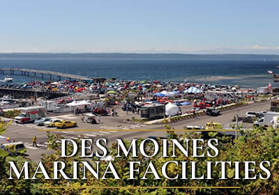 Des Moines Marina Facilities