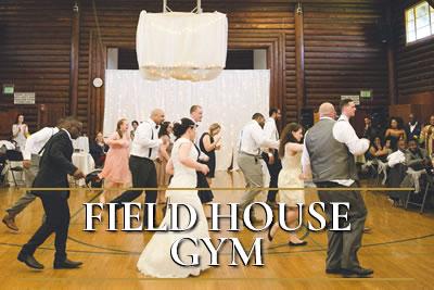Field House Gym Beach Park Event Rental Facilities