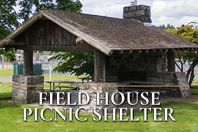 Field House Picnic Shelter Beach Park Event Rental Facilities