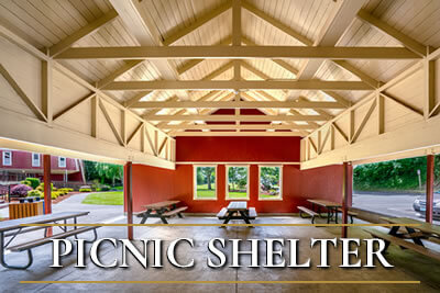 Picnic Shelter Beach Park Event Rental Facilities